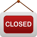shop closed icon 128x128
